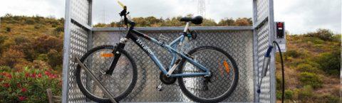 Lavadero de Bicicletas